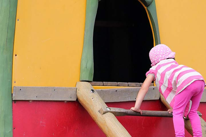 Climbing, Sliding, Dancing And Singing: Your 5 year Old's Physical Milestones!
