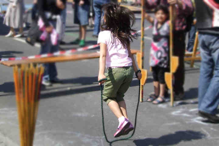 Skipping A Rope: How It Can Help Your Child Develop?