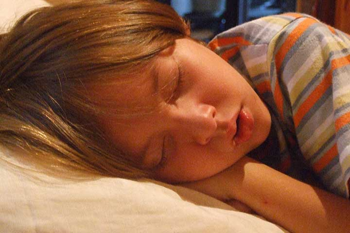 Your Child Now Needs Long Sound Sleeps Than Quick Naps