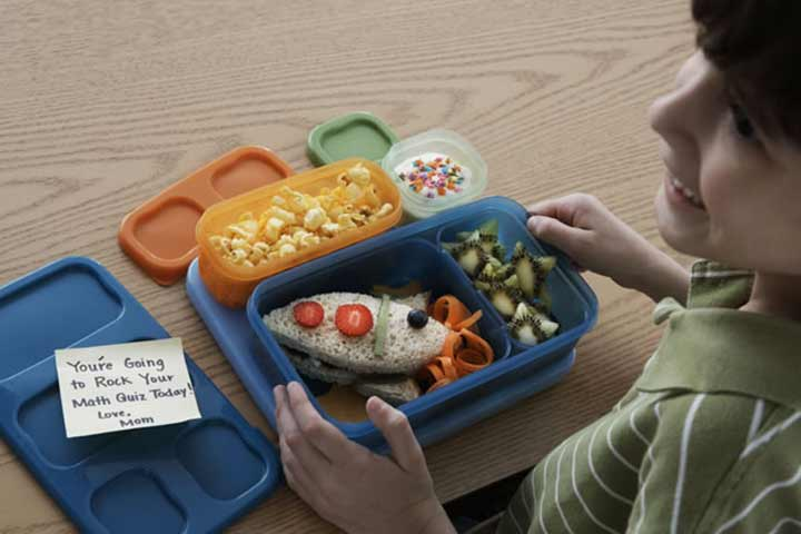 Your Child's Food Options Need A Check