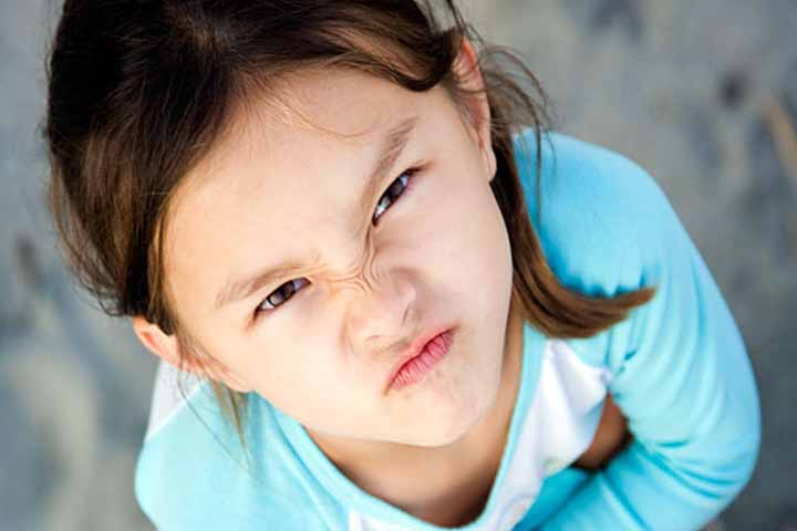 You May Have Quite A Cranky First Grader