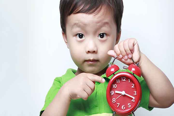 What's The Time? Developing A Sense of Time In Your Kiddo