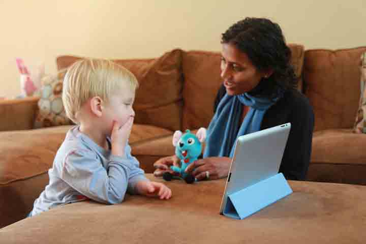 Your Child is Effectively Learning The Art Of Speaking