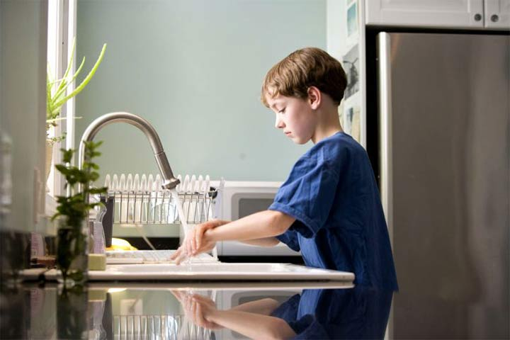 Your Child Needs Practising of Healthy Hygiene Habits