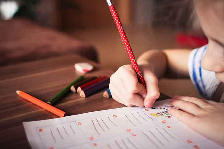 Your Child May Face Difficulty With Composing in Writing
