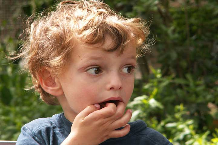 Your Kiddo May Still Have A Fragile Self Esteem