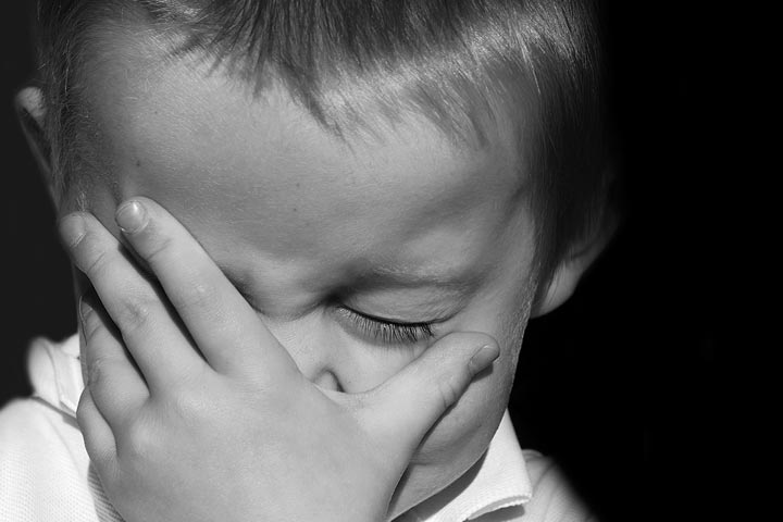 Your Child is Likely to Communicate Through Whining