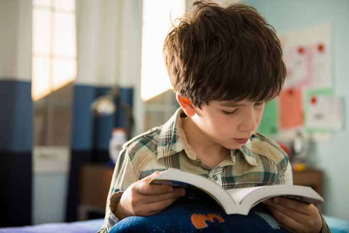 Your Child's Reading Habits Need To Strengthen For Better Cognition