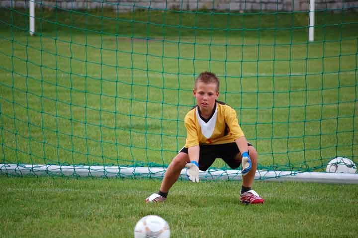Your Child Is Ready To Indulge In Team Sports