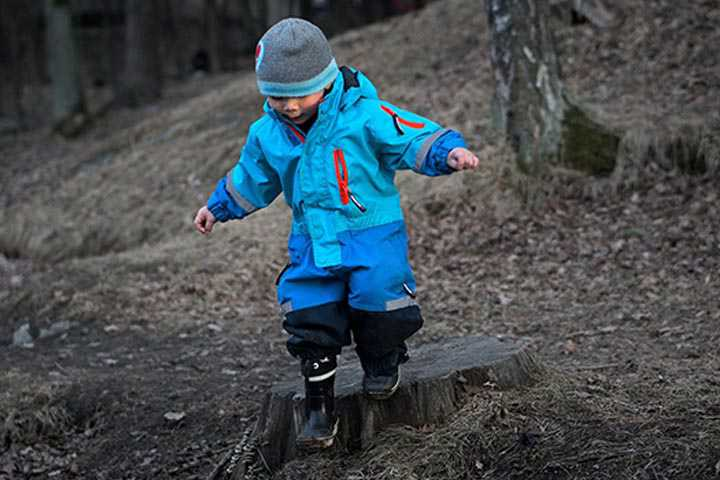 Your Child Can Now Stand On One Foot For At Least 10 Seconds