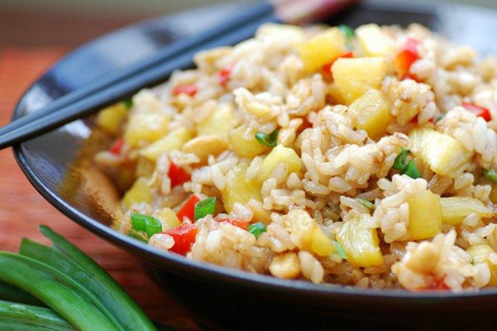 Apple Fried Rice
