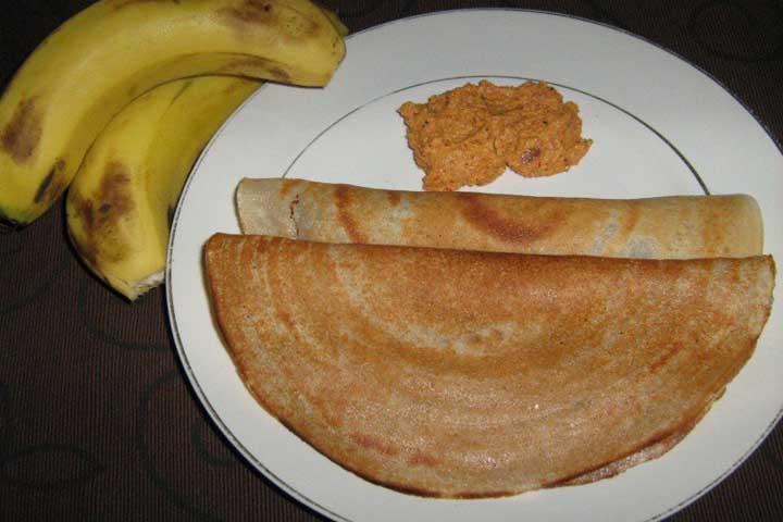 Banana Dosai