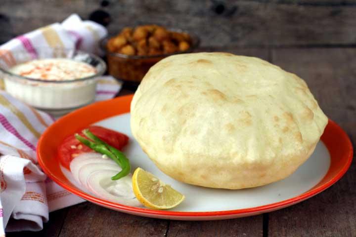 Yummy Yum Bhaturu