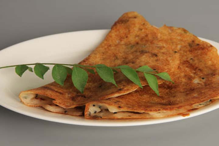 Yummy Bread Dosa For Your Darling!