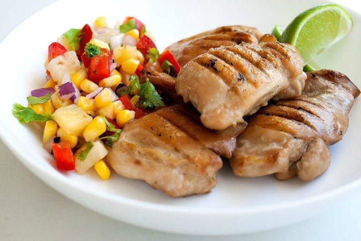 Capsicum Chicken