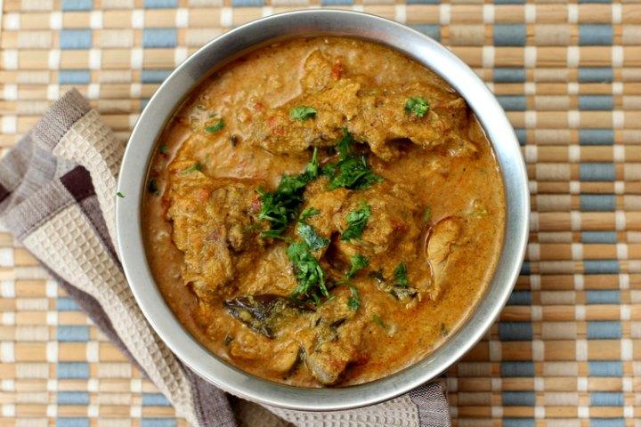 Chicken Salna