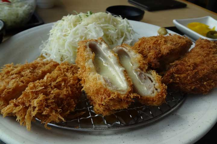 Cottage Cheese Cutlet
