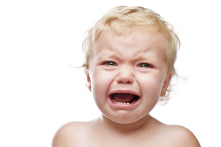 Crying Is The Only Means Of Communication For Your Child