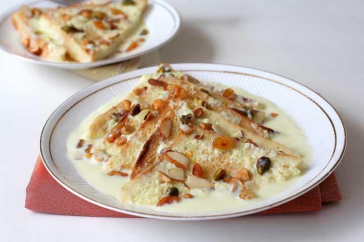Delicious Shahi Tukra