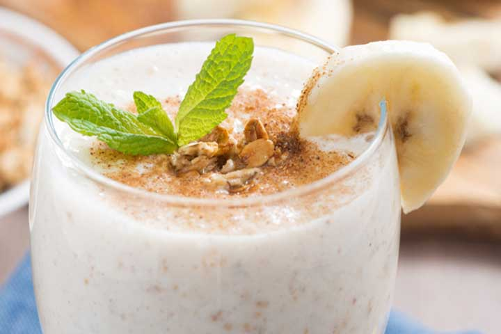 Dry Fruits Milkshake