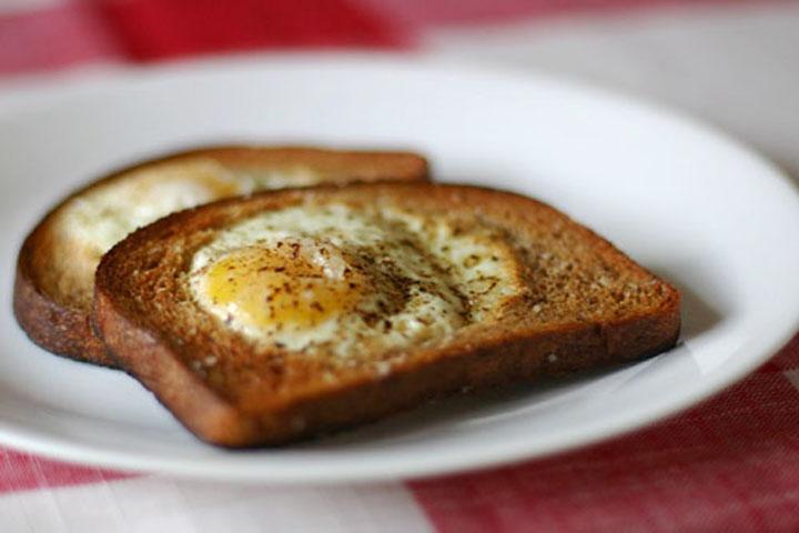Egg Bread Toast