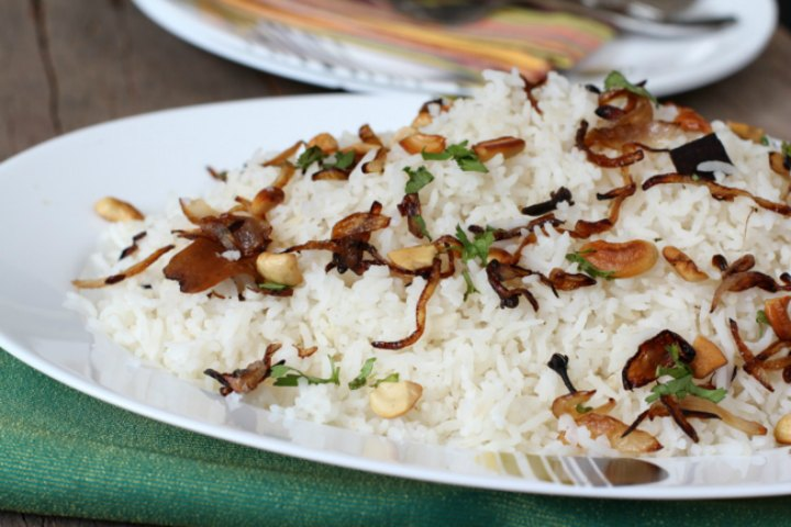 Complete Protein Magic In One Bowl –Egg Ghee Rice