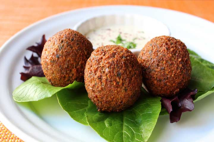 Falafel Crunchy Balls