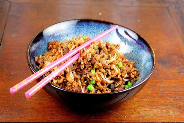 Fried Rice For Your Baby