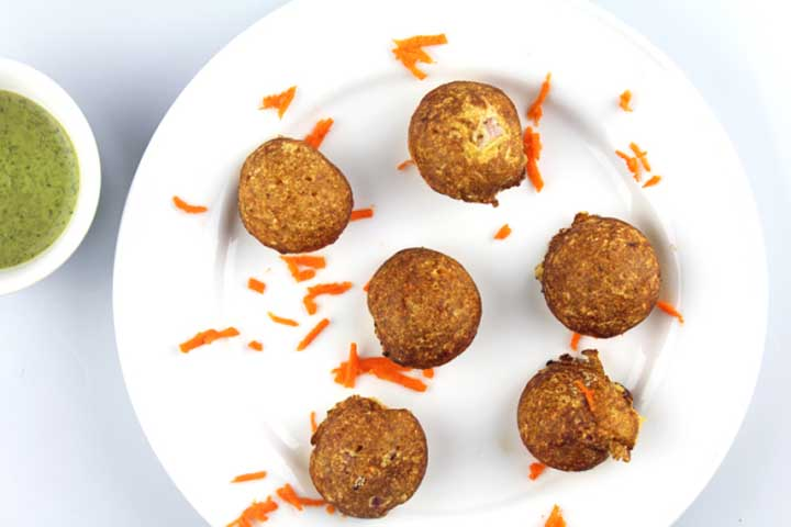 Crunchy Golden Paddus