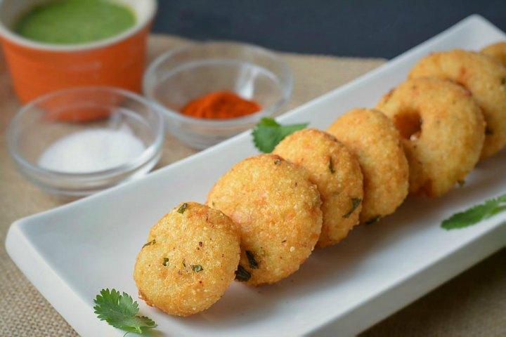 Nutritious Delights – Idli Tikkis!