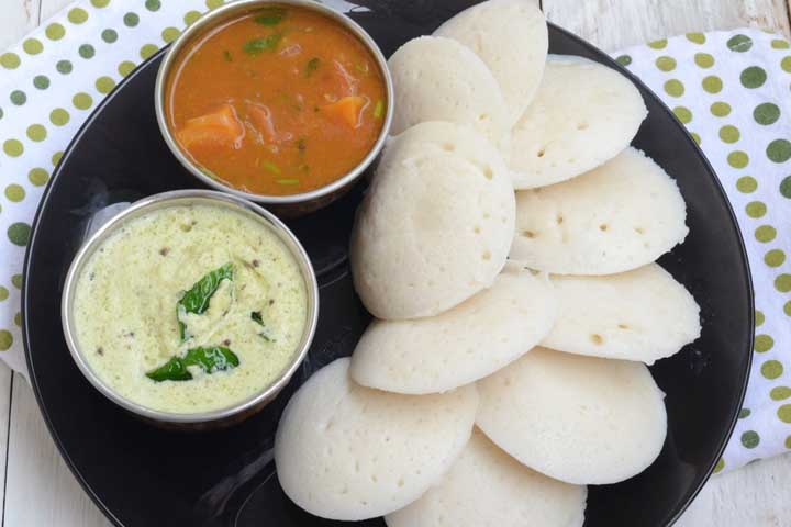 Idli from Cooked Rice