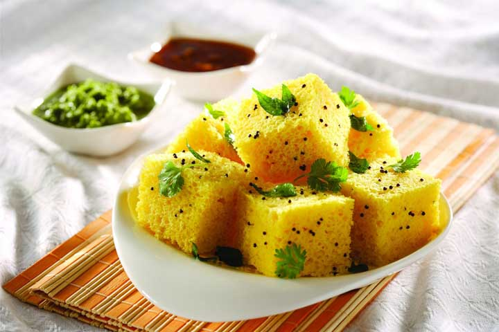 Yummy Khaman Dhokla