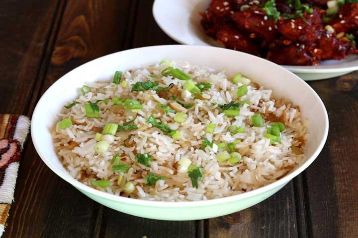 Lemon Grass Rice