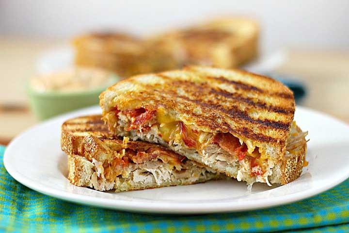Mayo Chicken Sandwich