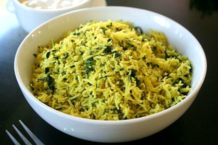 Methi Rice