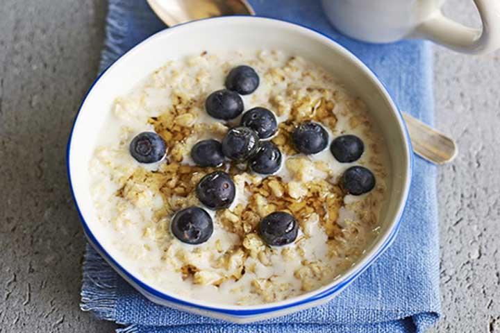 Oats Porridge for Your Baby