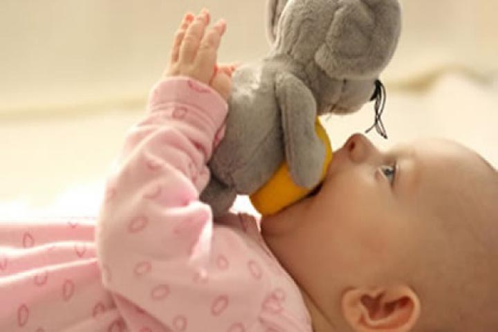 Your Baby's Tiny Finger Can Actually Pick Up Objects