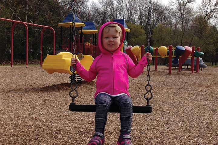 Your Kiddo Will Now Enjoy Swings On Playgrounds