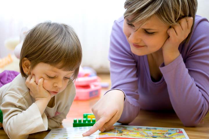 Your Child Will Begin To Speak In Full Sentences