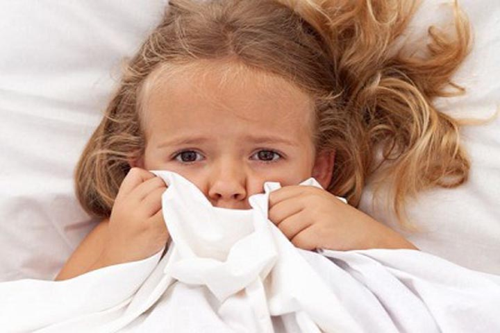 Your Kiddo is Quite Brave But Might Still Suffer From Nighttime Fears