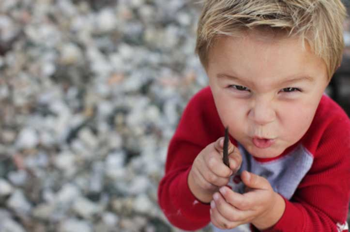 Your Child's Aggressive Modes of Expression- Is He A Bully?