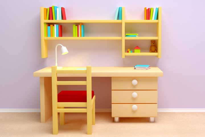 Your Child Needs Some Speciality In His Study Space