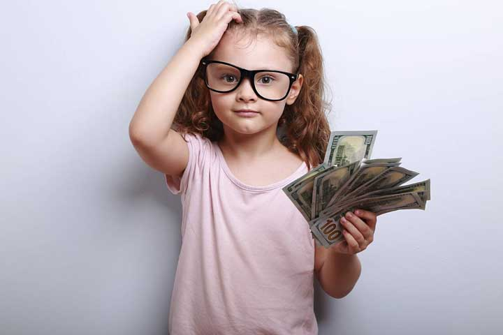 Your Child Is Ready To Learn Some Financial Lessons