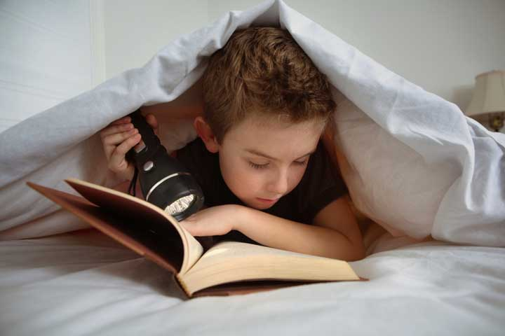 Reading For Your Child Now Is More Pleasing Than Hardwork