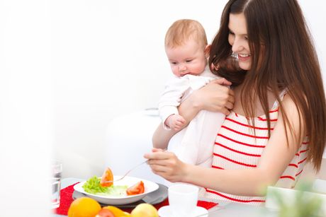 Diet For A Healthy Breastfeeding Mom