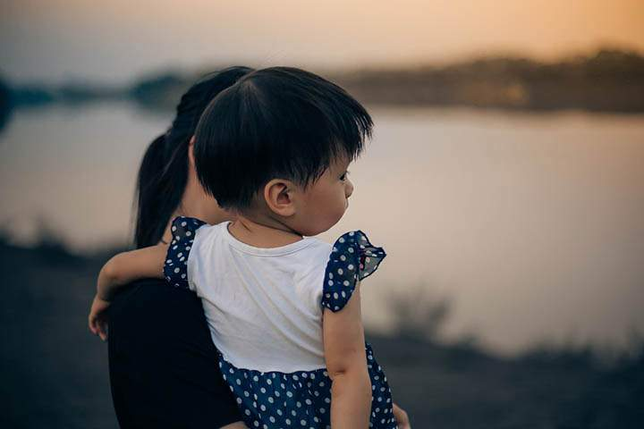 Your Child Is Likely To Stay Away From His Primary Caregiver For Sometime