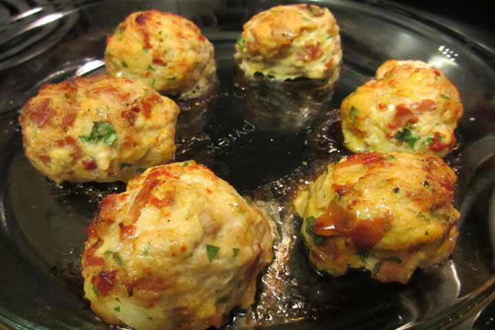 Chicken Masala Balls