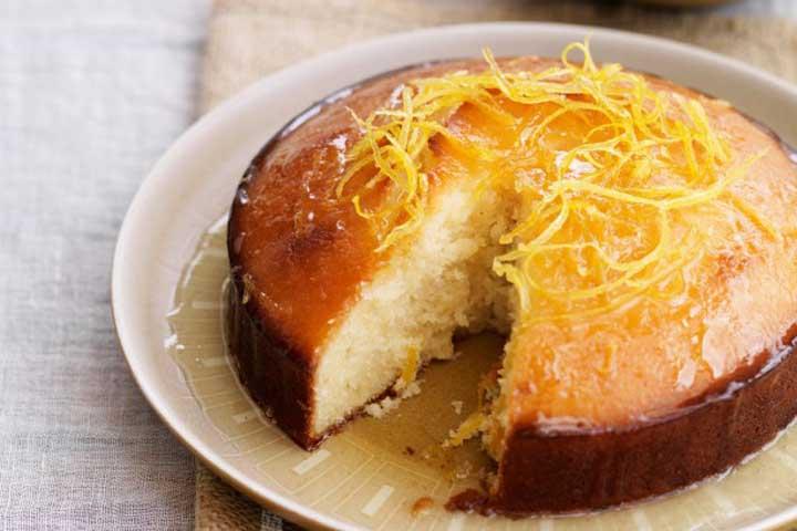 Delicious Semolina Elaichi Cake Without Microwave