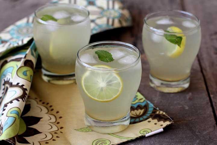 Shikanji - lemonade