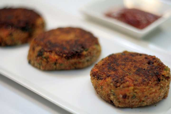 Yummy Mouthwatering Soya Cutlet